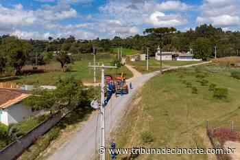 Programa Paraná Trifásico está em implantação em Terra Boa e Tapejara – Tribuna de Cianorte - Tribuna de Cianorte