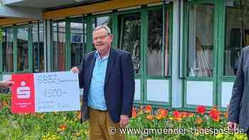 Spende für die Jagsttalschule Westhausen - Gmünder Tagespost