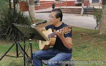 Juan Acosta deleitó con concierto de trova al aire libre - El Sol de Zacatecas