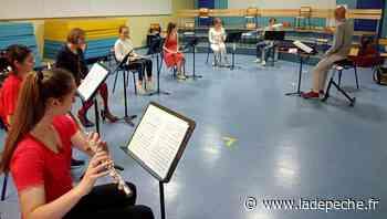 Lavaur : l'école de musique se déconfine - LaDepeche.fr