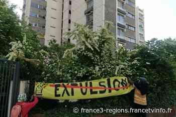 Bagnolet : la mairie brièvement occupée par le DAL contre l'expulsion de locataires - France 3 Régions