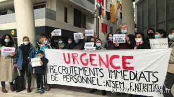 Bagnolet : des parents d'élèves manifestent, quatre Atsem recrutés - Le Parisien