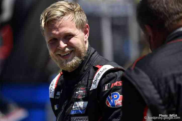 Indycar: Magnussen subbing for Rosenqvist at Road America