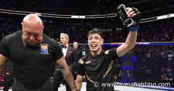 UFC 263 medical suspensions: Brandon Moreno, two others face potential six-month suspensions - MMA Fighting