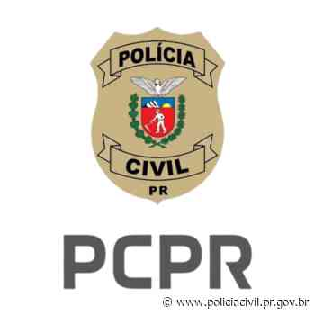 PCPR prende procurada por homicídio nos Campos Gerais - Polícia Civil do Paraná