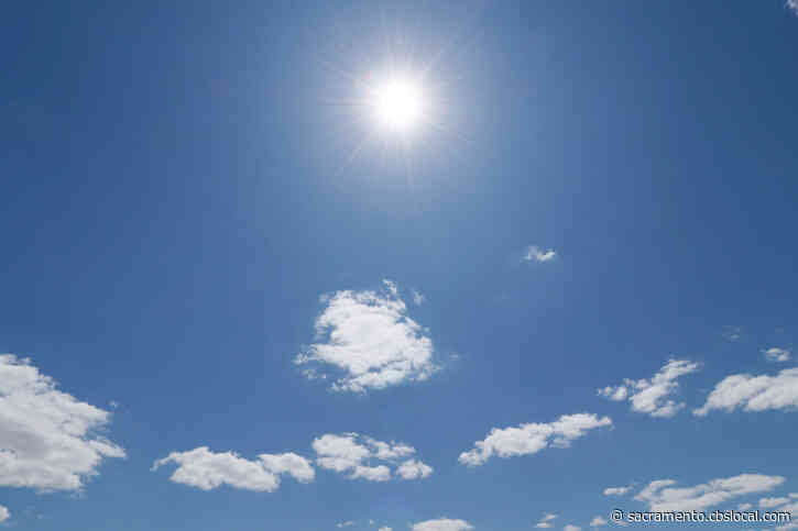 Cooling Centers Open In Sacramento Region This Week
