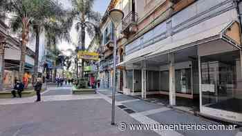 Concordia: comerciantes afirman que su actividad no contagia - UNO Entre Rios