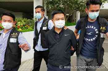 Five Apple Daily execs arrested under Hong Kong security law - Dorset Echo