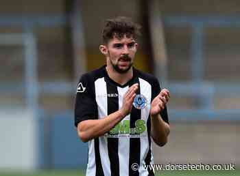 Ashley Wells signs for Dorchester Town - Dorset Echo