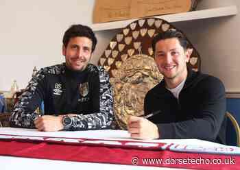 Weymouth sign striker Tom Bearwish - Dorset Echo