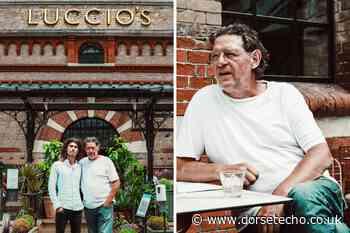 Marco Pierre White visits Luccio's to announce new restaurant - Dorset Echo