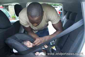 Dorset Police warning to parents and guardians on child car safety laws | Bridport and Lyme Regis News - Bridport and Lyme Regis News