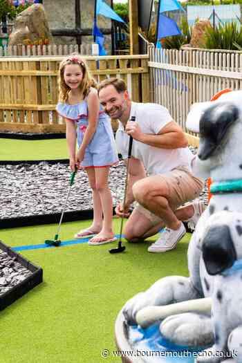 Adventure Wonderland to reward Dorset dads this Father's Day - Bournemouth Echo