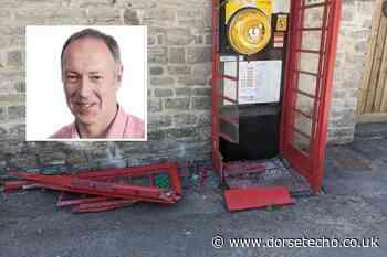 Phone box containing defibrillator damaged after alleged crash in Osmington - Dorset Echo
