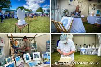 Dorset Arts Festival returns to Sculpture by the Lakes - Dorset Echo