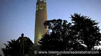 Reabre la emblemática Coit Tower en San Francisco - Telemundo Area de la Bahia