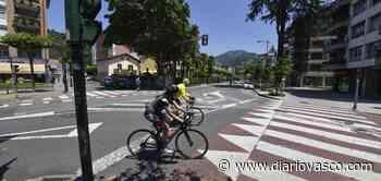 Nueva rotonda en el cruce entre el paseo San Francisco y Pedro de Tolosa - Diario Vasco