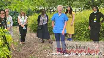 Chief nurse Ruth May visits Newham specialist school nurses - Newham Recorder