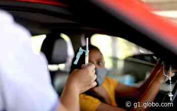 'Arraiá 2ª dose': Prefeitura de Salvador retoma mutirão para fechamento do esquema vacinal - G1