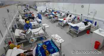 Hospitalizados por COVID-19 se duplican y no hay camas UCI disponibles en Tacna - Diario Correo