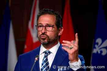 Bloc Québécois doubles down on motion on Quebec nationhood, constitutional change - Richmond News