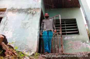 Lluvias acaban con vivienda en Santo Domingo - La Prensa de Lara