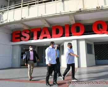 Anuncian reacondicionamiento del estadio Quisqueya para Serie del Caribe Santo Domingo 2022 | RC Noticias - Roberto Cavada