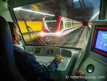 Extienden horario en Metro y Teleférico de Santo Domingo durante fines de semana | RC Noticias - Roberto Cavada