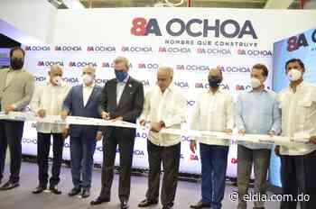 Abinader encabeza inauguración sucursal Ochoa Santo Domingo - El Dia.com.do