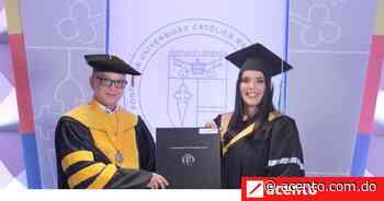 PUCMM celebra graduación en campus Santo Domingo - Acento