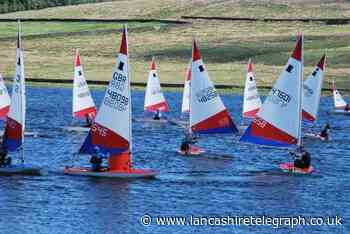 Rossendale: Sailing club holds first ever 'Northern Travellers' event