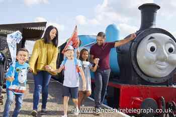 Thomas the Tank Engine returning to East Lancashire Railway