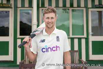 England cricket stars in Ramsbottom filming advert for Cinch