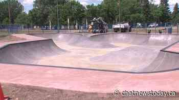 Redcliff Skatepark ready for the wheels - CHAT News Today