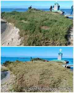 Ilha de Santa Rita recebe limpeza – Prefeitura Municipal de Iguaba Grande - Plantao dos Lagos