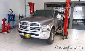 Monobloco Umuarama Ismael Ribeiro oferece diversos serviços automotivos - OBemdito