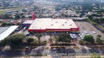 Opção de compras Economia: Maxxi Atacado inaugura nova loja nesta quinta-feira em Umuarama 16/06 - ® Portal da Cidade | Umuarama