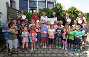 Online-Verkaufsparty im Kindergarten - Tann - Passauer Neue Presse