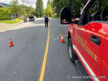 Military team removes antique explosive in North Vancouver - North Shore News