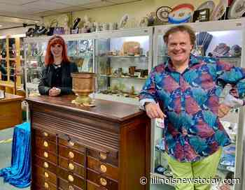 Take a look at BBC One today and watch an antique store in Oxford on TV - Illinoisnewstoday.com
