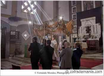 Comienzan los cultos eucarísticos en Santa Ana - Cofrademanía