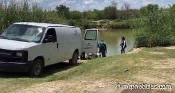 Alejandro muere en el río Bravo, el poblano intentaba cruzar a Estados Unidos - MTPNoticias