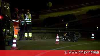 Inspetor do SEF morre em despiste de mota em Palmela - Correio da Manhã
