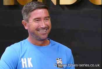 Harry Kewell gives first Barnet interview | Times Series - Times Series