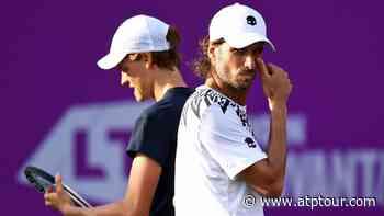 Feliciano Lopez & Jannik Sinner Make Winning Start At Queen's Club - ATP Tour
