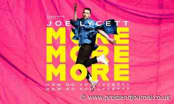 Comedian Joe Lycett bringing his new show to Aberdeen - Press and Journal
