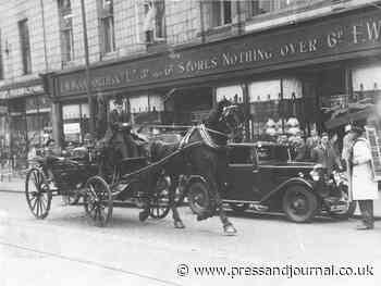 Step back in time: Photographic memories of Aberdeen Woolworths - Press and Journal