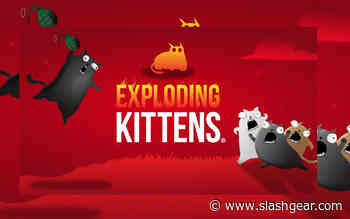Nintendo Switch now has Exploding Kittens for $10 - SlashGear