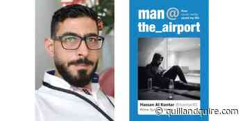 Man at the Airport: How Social Media Saved My Life – One Syrian's Story - Quill & Quire