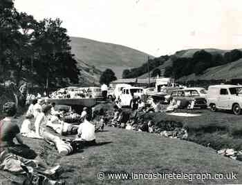Families headed to Trough of Bowland in droves for picnic